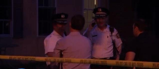 Philadelphia Crime Scene