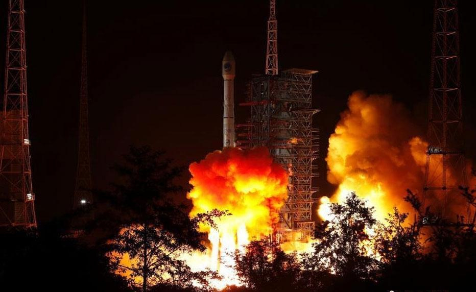 China launches final satellite to complete network designed to rival American GPS