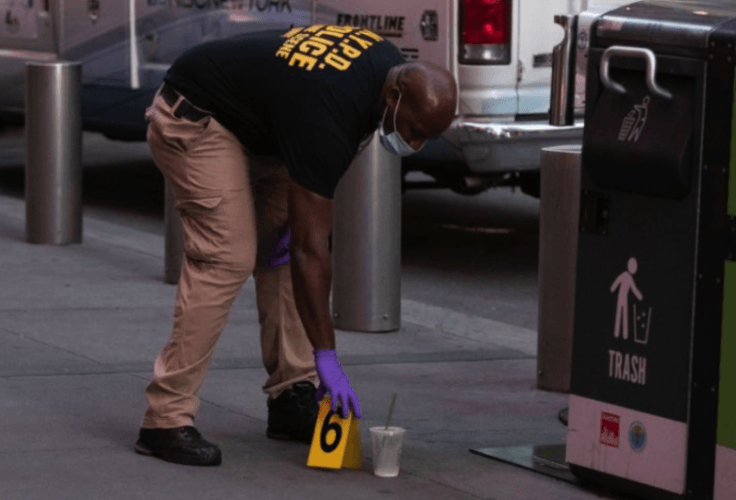 Shake Shake poisoning of NYPD officers