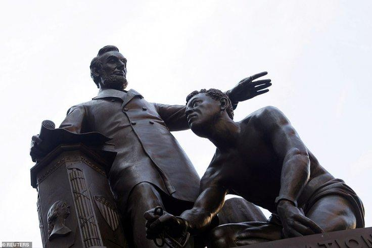 Abraham Lincoln's Emancipation Memorial