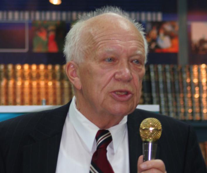 IMG SERGEI KRUSCHEV, Son of Former Soviet Premier