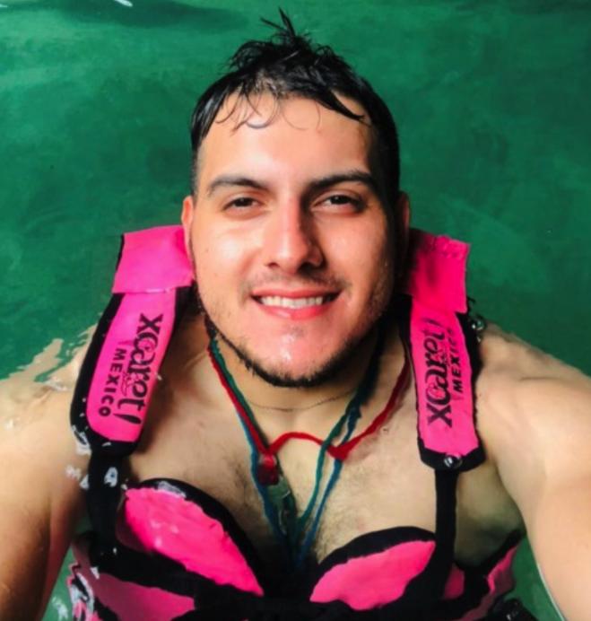 Carlos Adrian Ingram Lopez
