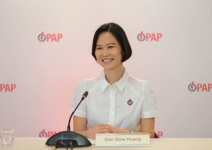 Gan Siow Huang
