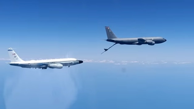 American fighter jets again intercept Russian Federationn military aircraft near Russia