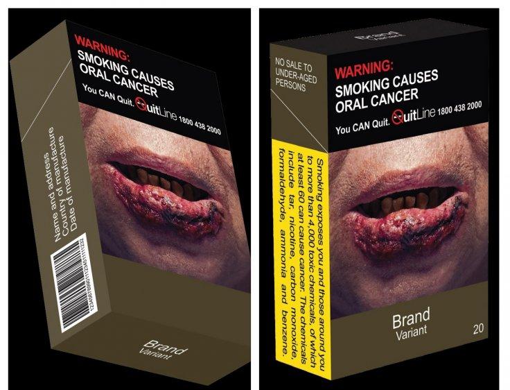 Standardized packaging