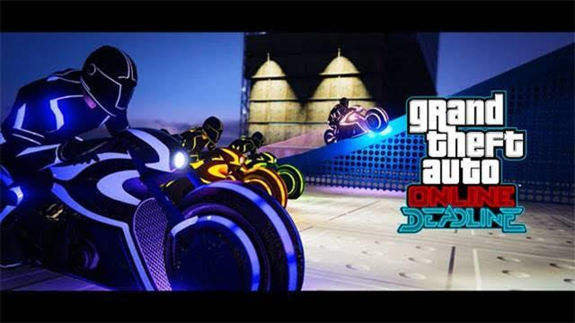 GTA 5 Online: Deadline Adversary mode