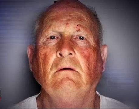 Golden State Killer Joseph James DeAngelo Jr