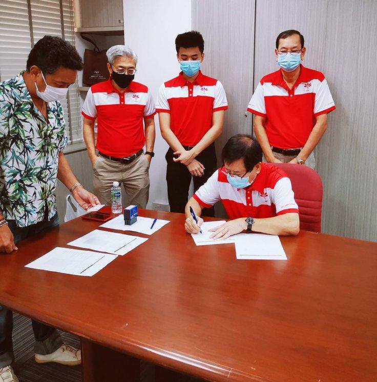 PSP candidates of Chua Chu Kang GRC