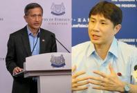 Vivian Balakrsihnan  and Jamus Lim