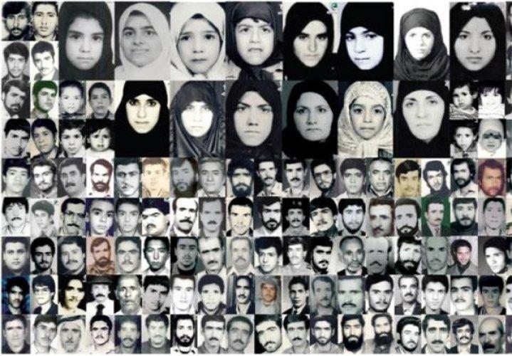 Passengers of Iran plane