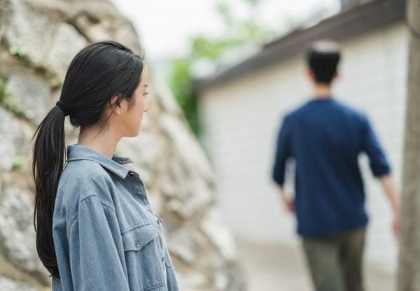 Seo ye Ji and Kim Soo Hyun