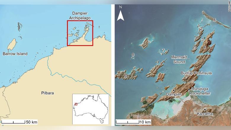 Australia: ancient Aboriginal sites discovered in the sea