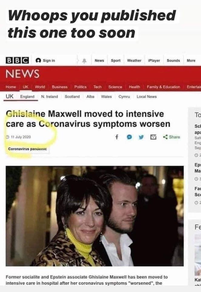 fake BBC