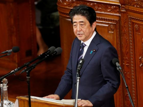 Japan PM Abe planning to meet Trump in New York next week