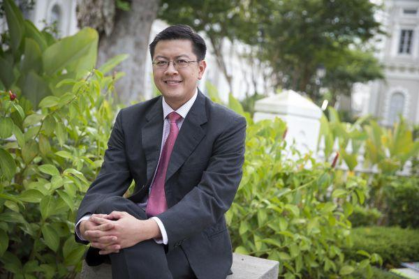 Professor Eugene Tan