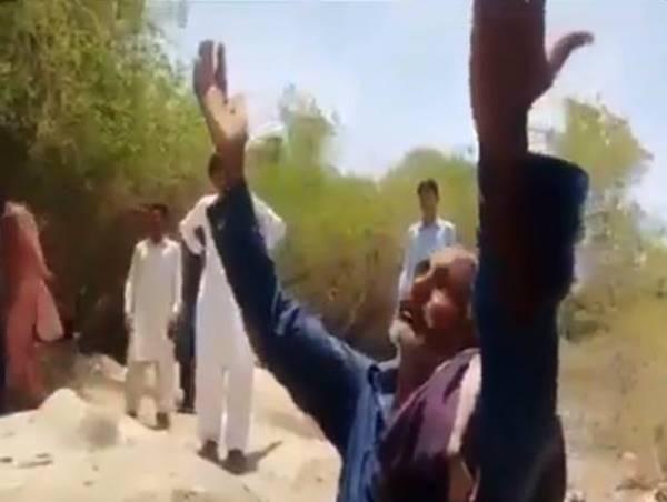 Pakistan stoning