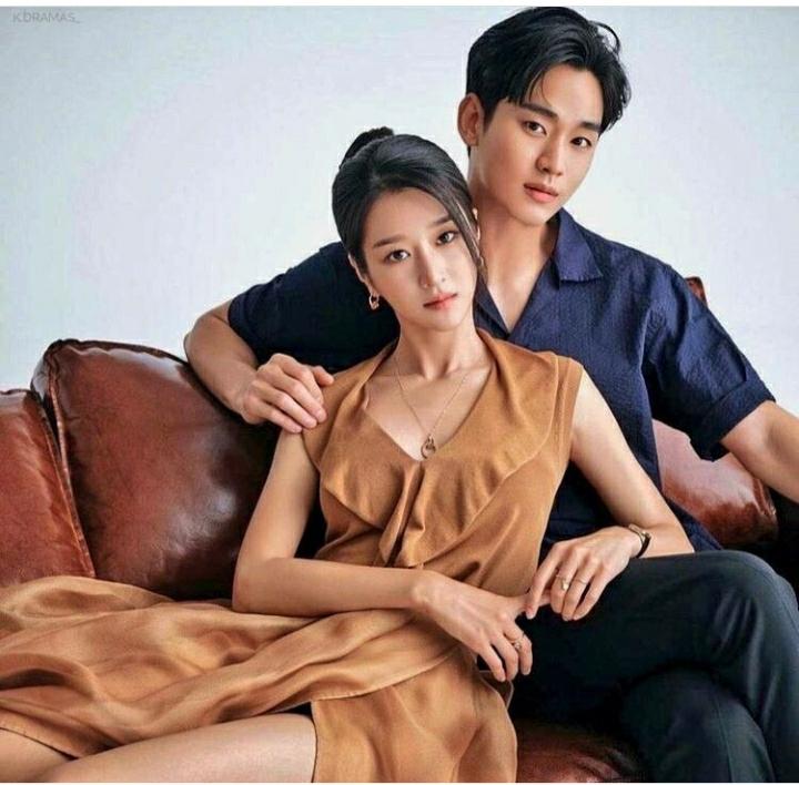 Kim Soo Hyun and Seo Ye  Ji