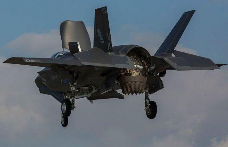 F-35B Lighting II