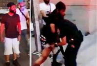 Bronx man puts NYPD cop in headlock