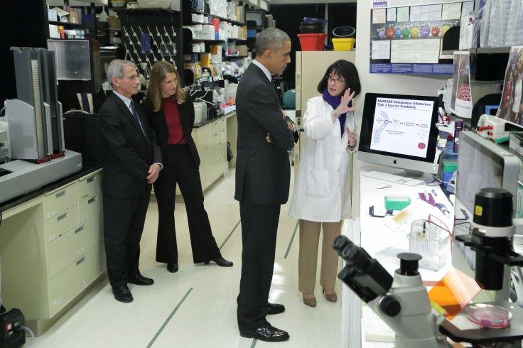 Obama Wuhan lab