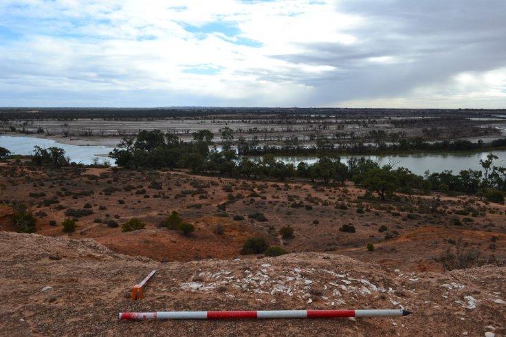Australian Aboriginal site