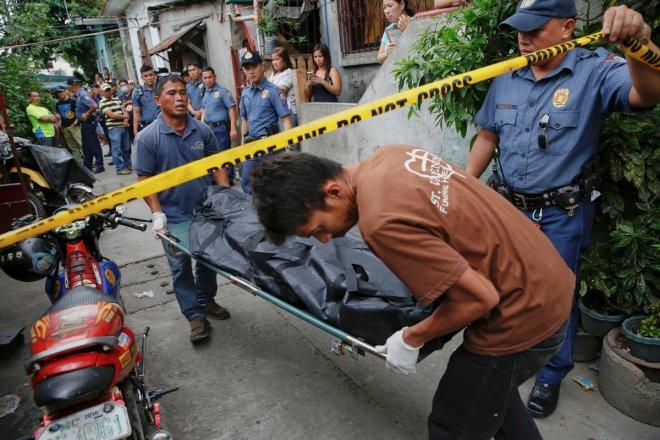 Philippines deadly drug war continues