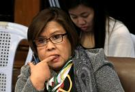 'They won't quit until they destroy me,' says De Lima after NBI drug charges