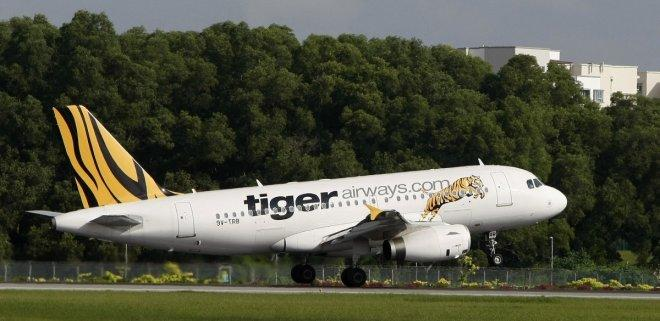 Singapore Airlines takes full control of Tiger Airways