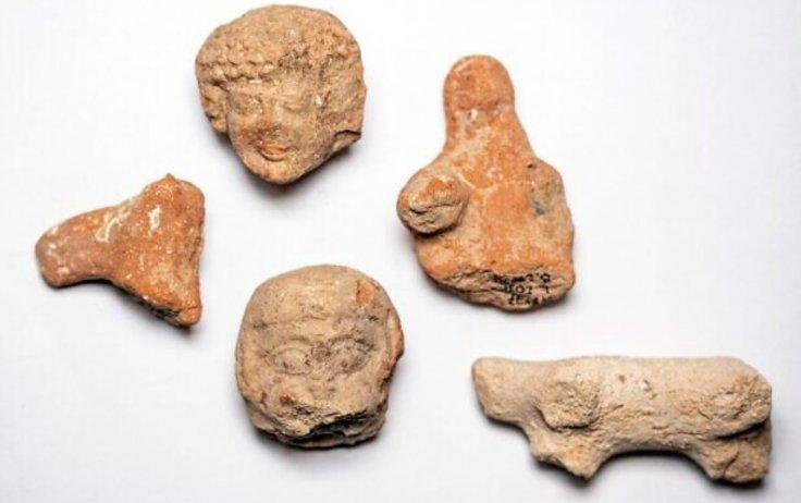 Israel antiquities