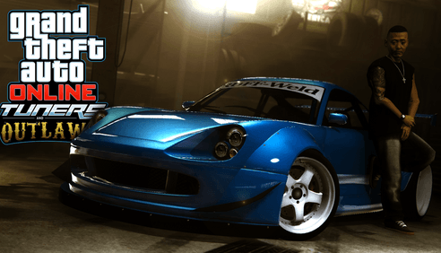 GTA 5 Online: Tuners and Outlaws DLC concept