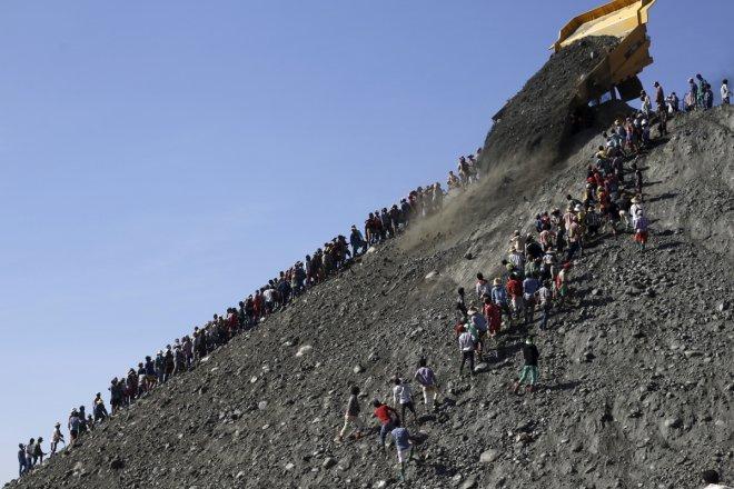 Myanmar investigates mysterious space debris in jade mining area