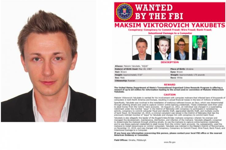 Maksim Viktorovich Yakubets