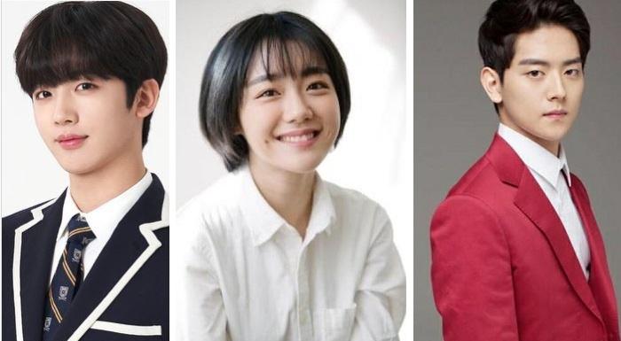 Kim Yohan, Seo Joo Yeon, and Yeo Hoe Hyun