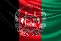 Afghanistan Flag