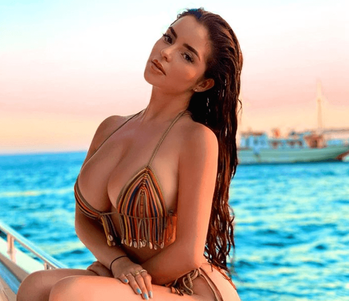 Demi Rose Makes Heads Turn On Instagram