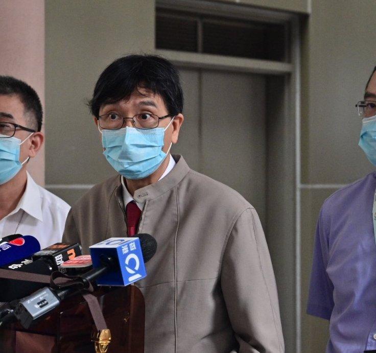 Prof Yuen Kwok-yung
