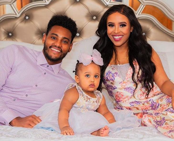 Fiya and her family