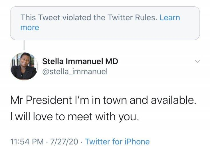 Stella Immanuel