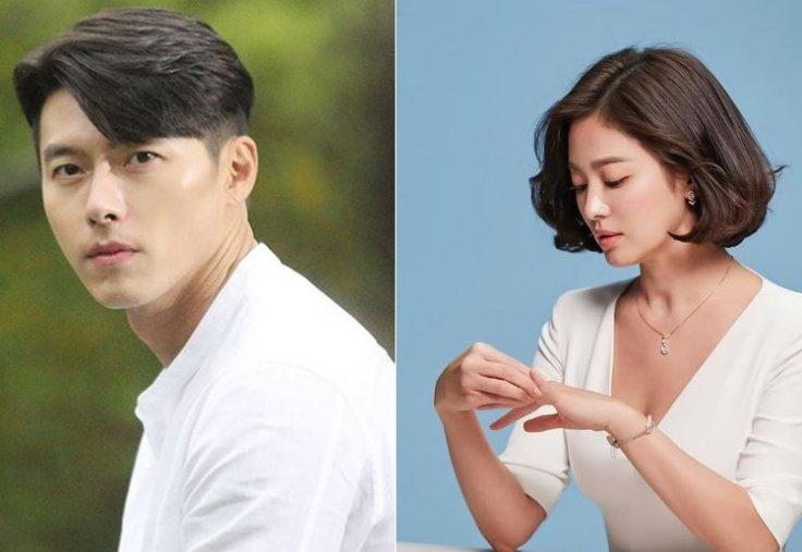 Hyun Bin Song Hye Kyo
