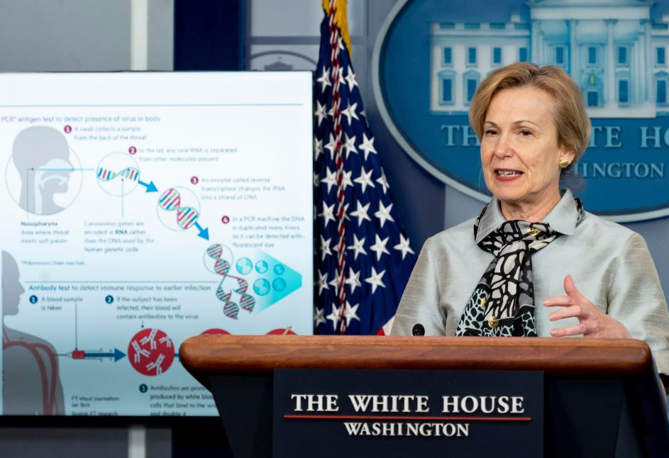 White House Health Experts Warn Pandemic Is Entering
