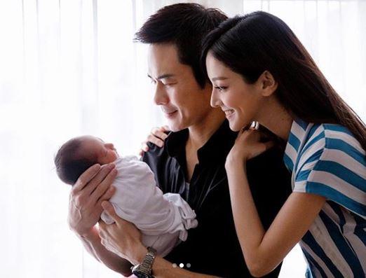 Kevin Cheng Grace Chan