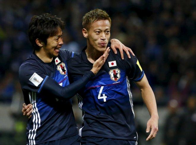 Japan v Saudi Arabia, World Cup Qualifier: Where to watch live, TV