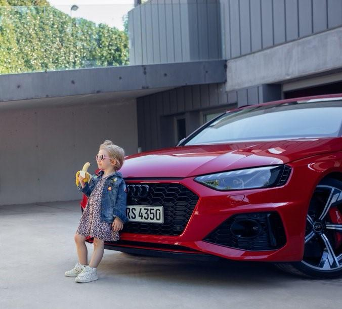 Controversial Audi ad