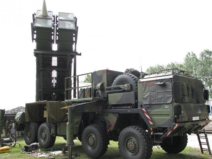 Patriot Missile Defense System