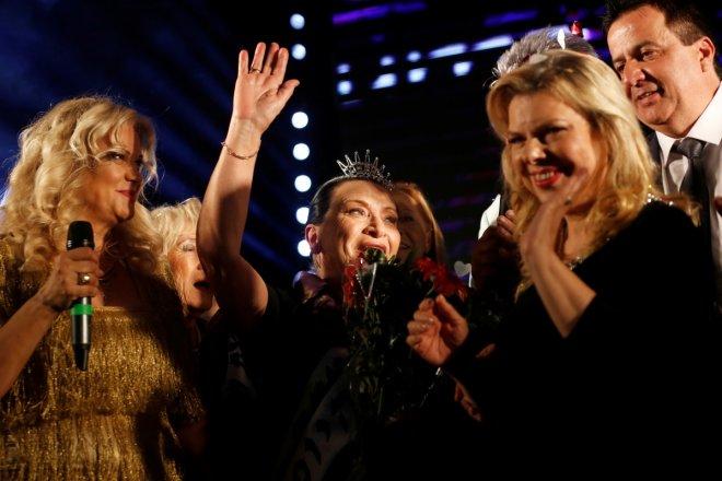 Glimpses of Holocaust Survivors' Beauty Pageant 2016