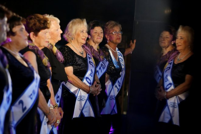 Glimpses of Holocaust Survivors' Beauty Pageant 2016