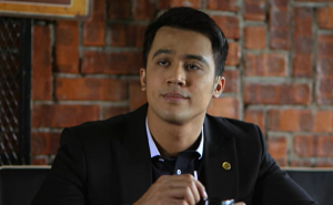 Aliff Aziz Pleads Guilty for Theft