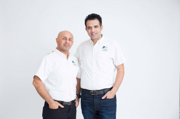 Kevin Kamali and Ali Meshksar
