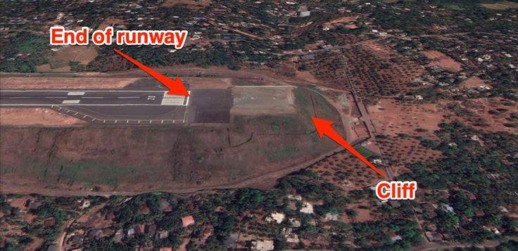 Tabletop runways india