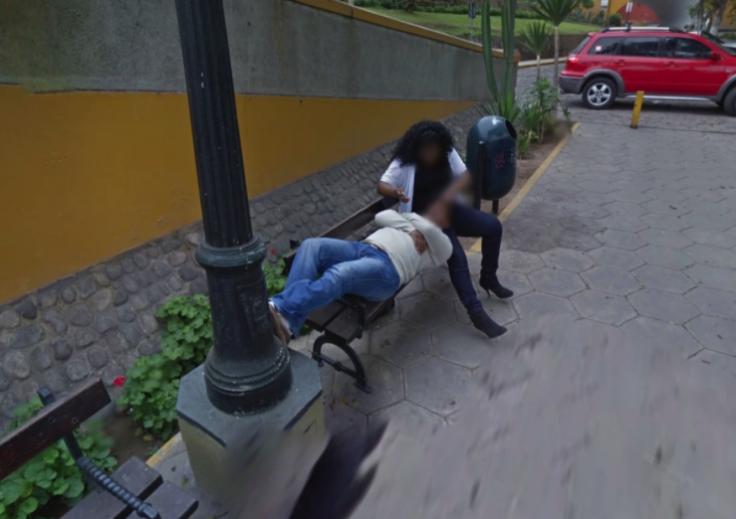 Google Maps Street View affair